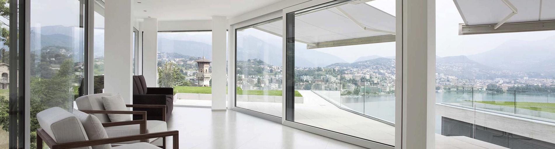Slajder okna Końskie widok strony